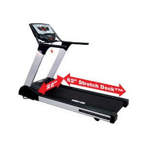 CardioZone Commercial SuperSport Club II Non-Fold Treadmill
