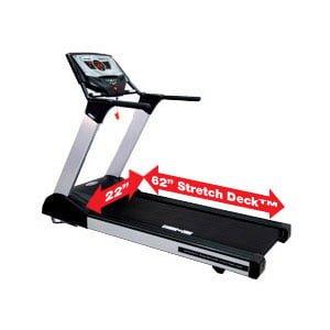 CardioZone Commercial SuperSport Club II Non-Fold Treadmill