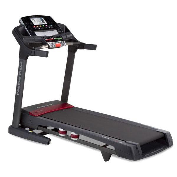 Stress Test Treadmill Time: Proform Performance 1450 Treadmill Review