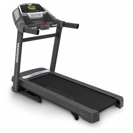 Horizon T202 Treadmill Review - TreadmillReviews.com