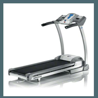 Nautilus T516 Treadmill