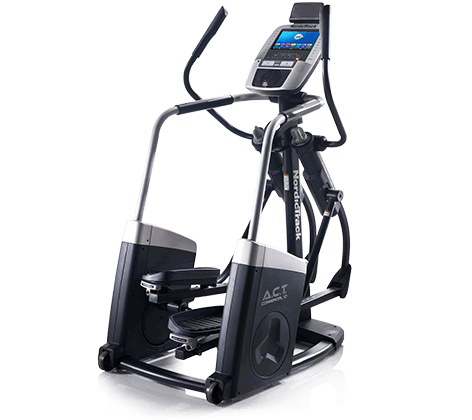 Best Elliptical 2015 >> Nordic Track A.C.T. Commercial 10 Elliptical Review - TreadmillReviews.com