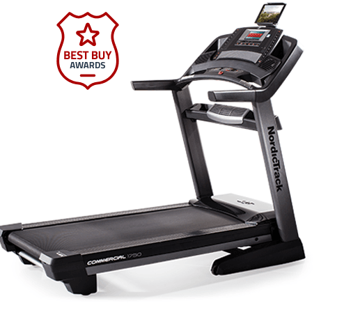 Nordictrack commercial 1750 treadmill review - Best treadmills for small spaces collection ...