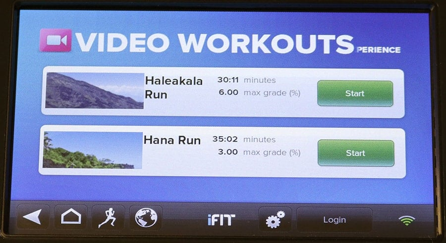 Go On An Amazing Run With Video Workouts on iFit Video Workouts
