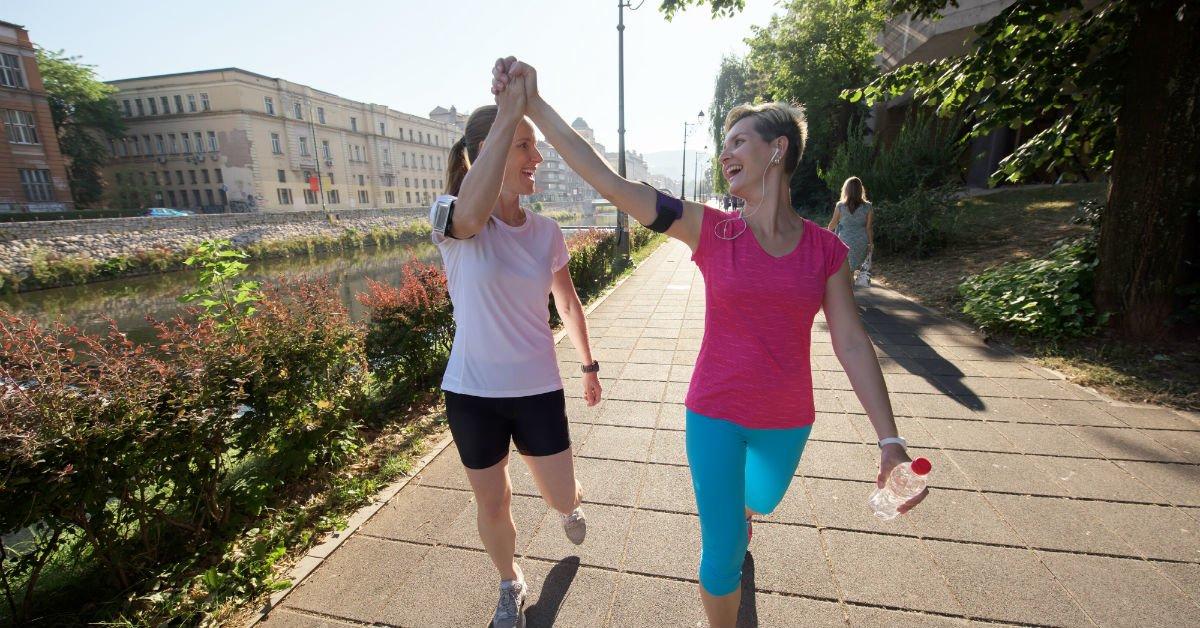 How Runner's High Improves Mental Health