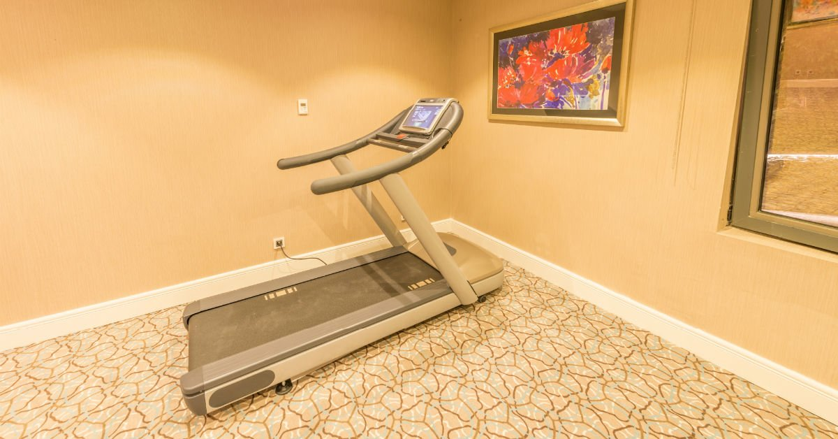 Treadmills with Versatile Home Exercise Routines
