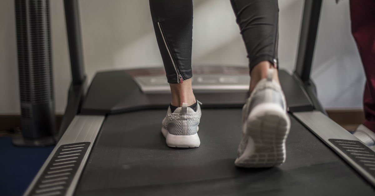 Making 10k Steps A Day Happen On Your Treadmill