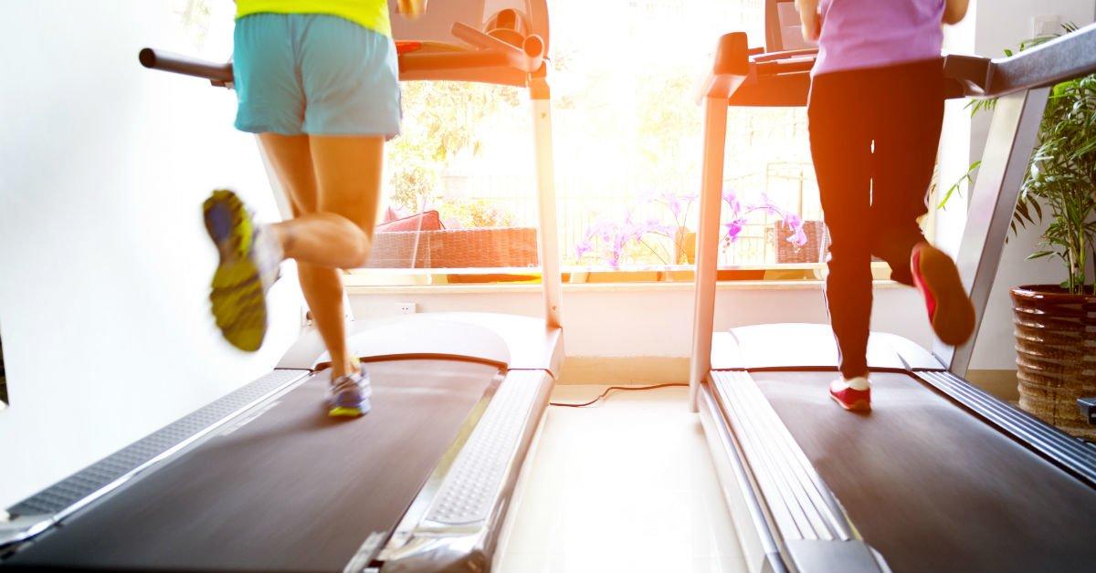 Building Cardio Endurance On Your Home Treadmill