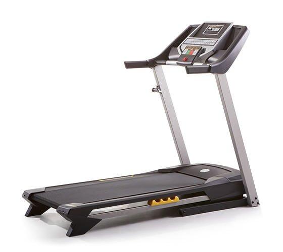 Gold's Gym Trainer 720 Treadmill Review - TreadmillReviews.com