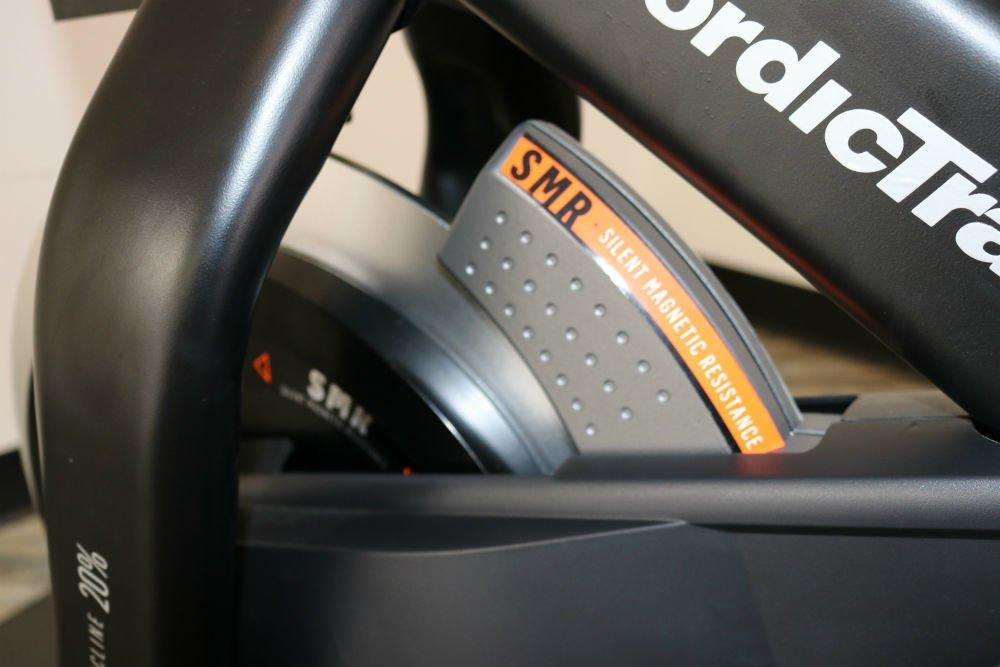 SMR Silent Magnetic Resistance
