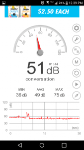 51 dB