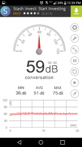 59 dB