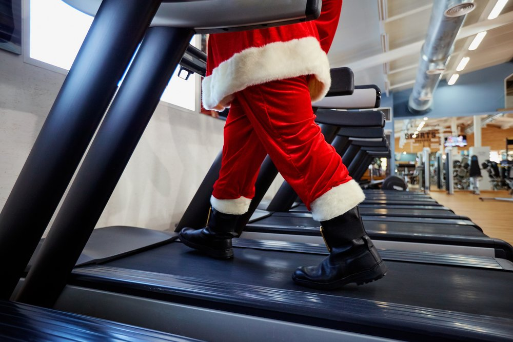 Treat Yourself This Christmas With A New Home Treadmill