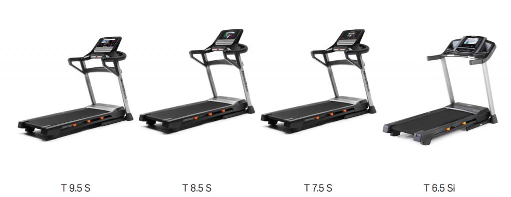 T Series Treadmills