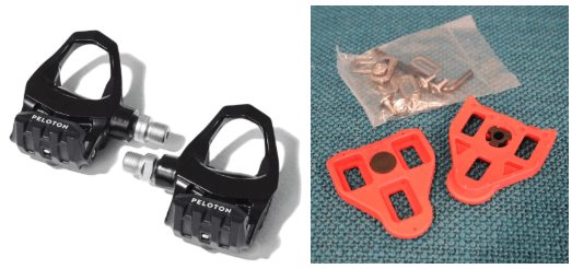 Peloton Bike Cleat System