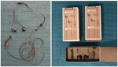 Peloton Head Phones