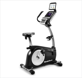 NordicTrack Commercial VU 19 Upright Bike