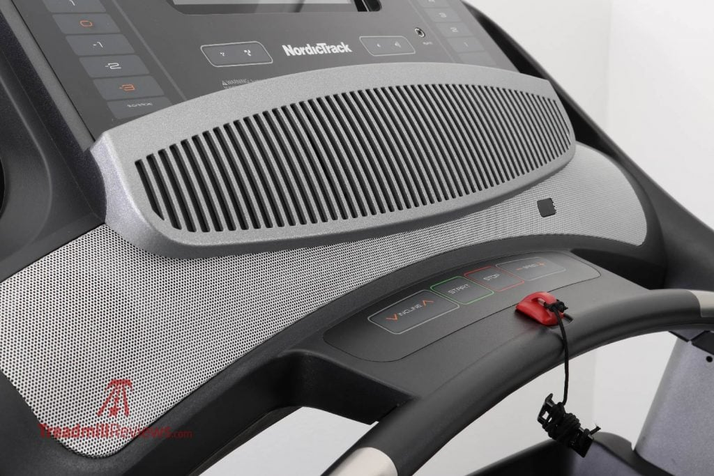 NordicTrack Commercial 1750 Treadmill Bluetooth Speaker