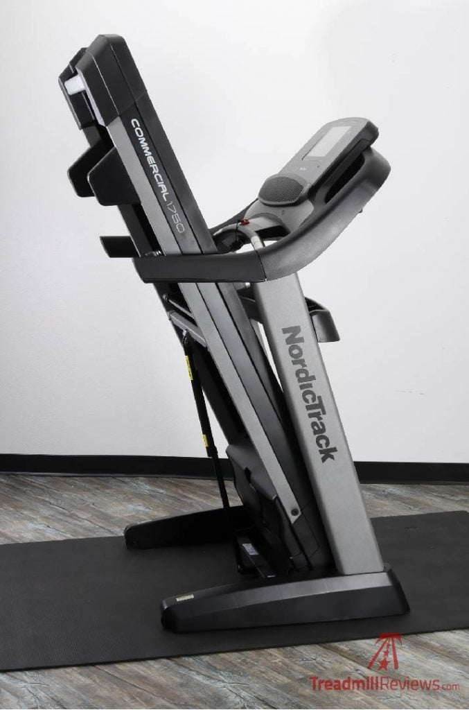 NordicTrack Commercial 1750 Treadmill Folding Deck