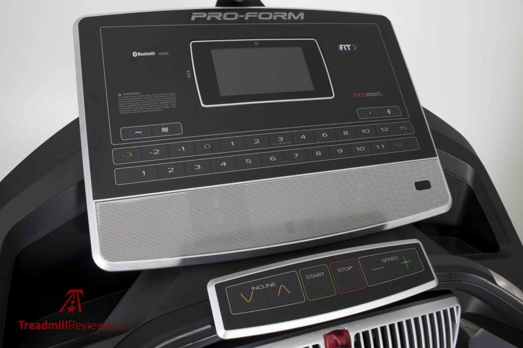 ProForm SMART Pro 2000 Console and Display