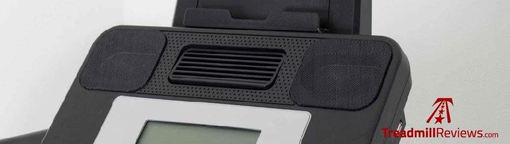 Sole F63 Treadmill Built-in Speaker