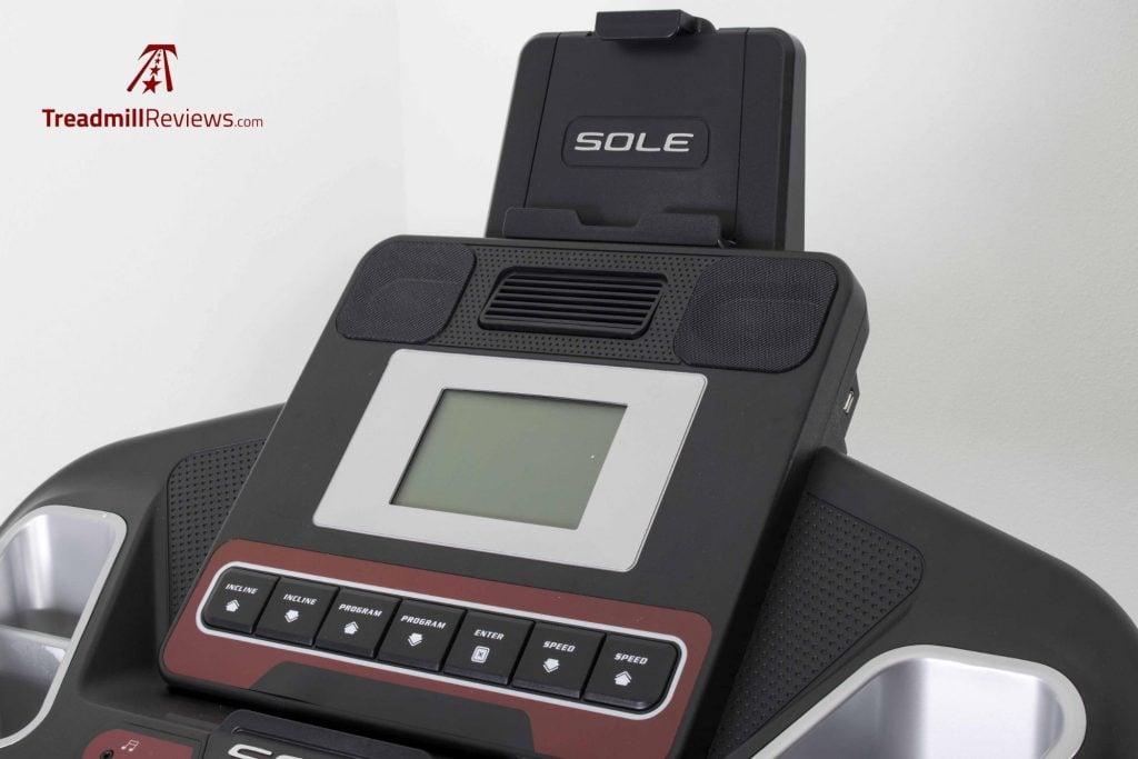Sole F63 Treadmill LCD Screen