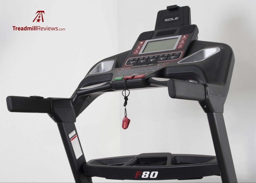 Sole F80 Treadmill Accessory Tray