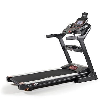 Sole F80 Treadmill Review Image