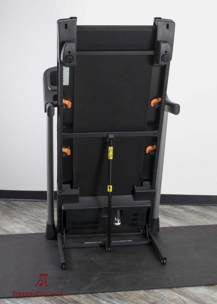 6.5 Si Folding Treadmill