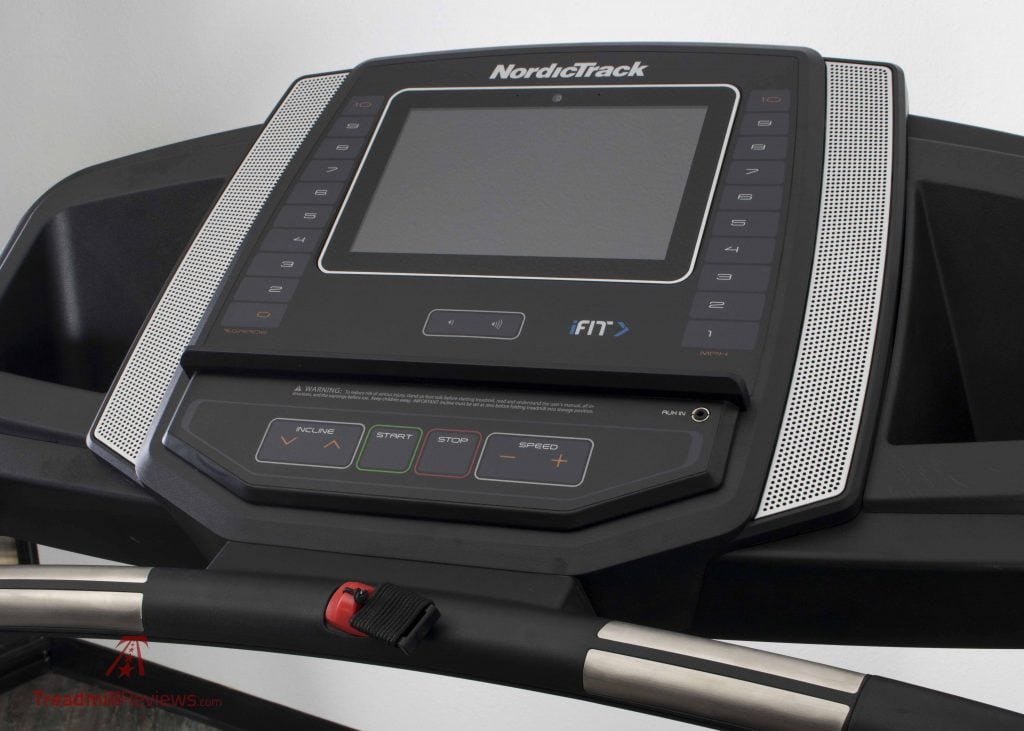 NordicTrack T 6.5 Si Display Console