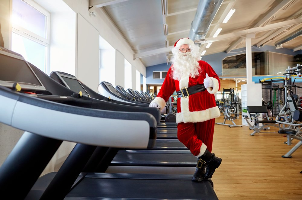12 Days Of Christmas Treadmill Training Schedule
