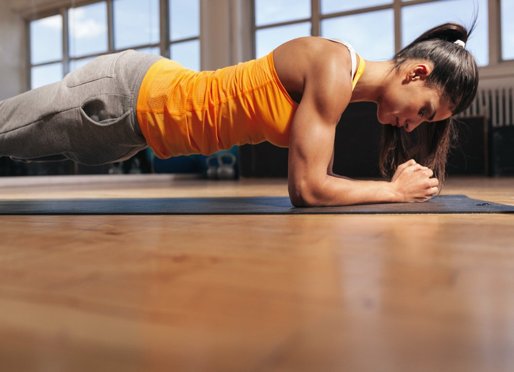 3 Exercises To Strengthen Your Core