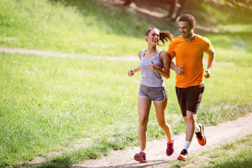 Jogging, Running, Sprinting - What's The Difference