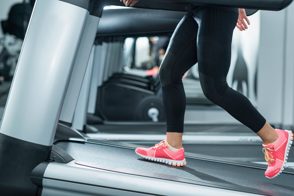 Train For Hiking With Workouts On Your Treadmill