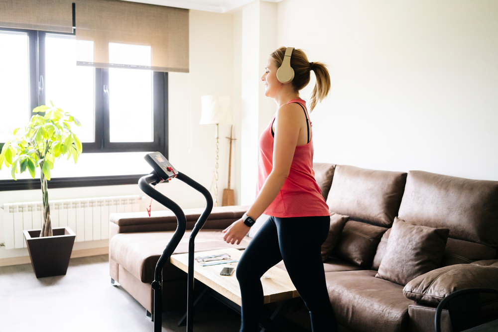 Couch To 5k On Your Treadmill - Training Schedule