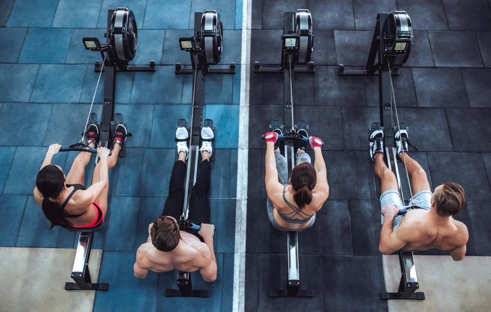 7 Benefits Of Working Out On A Rowing Machine