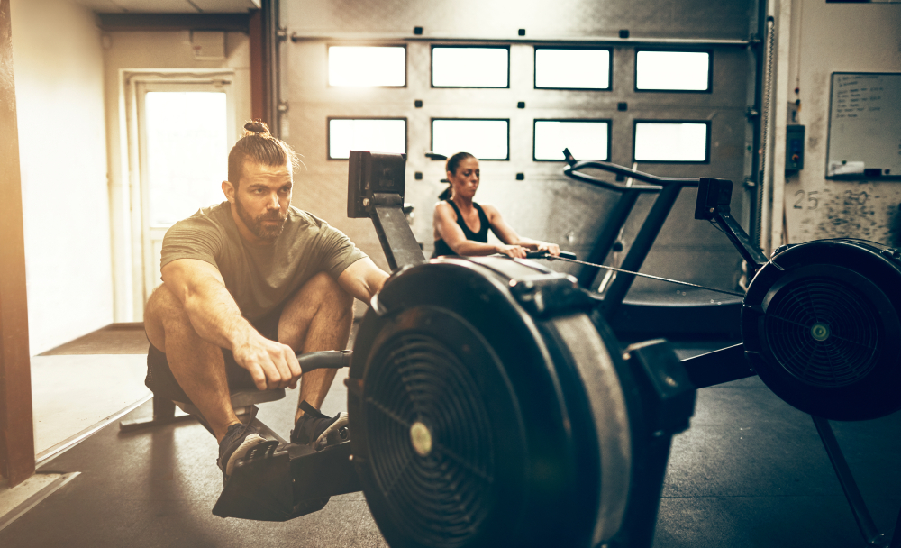 Treadmill vs Rowing Machine - Which Is Better For Your Home Gym