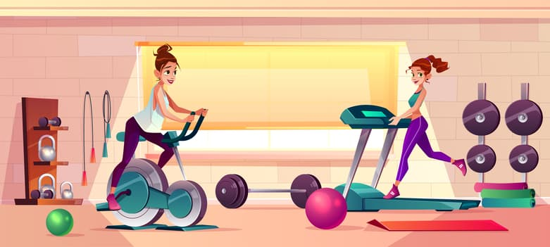 Spin Bike vs Treadmill For Your Home Gym