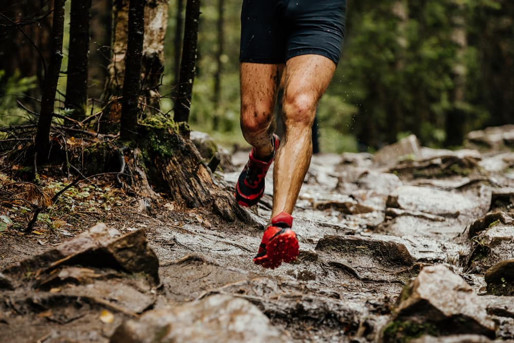 Trail Running On The Treadmill
