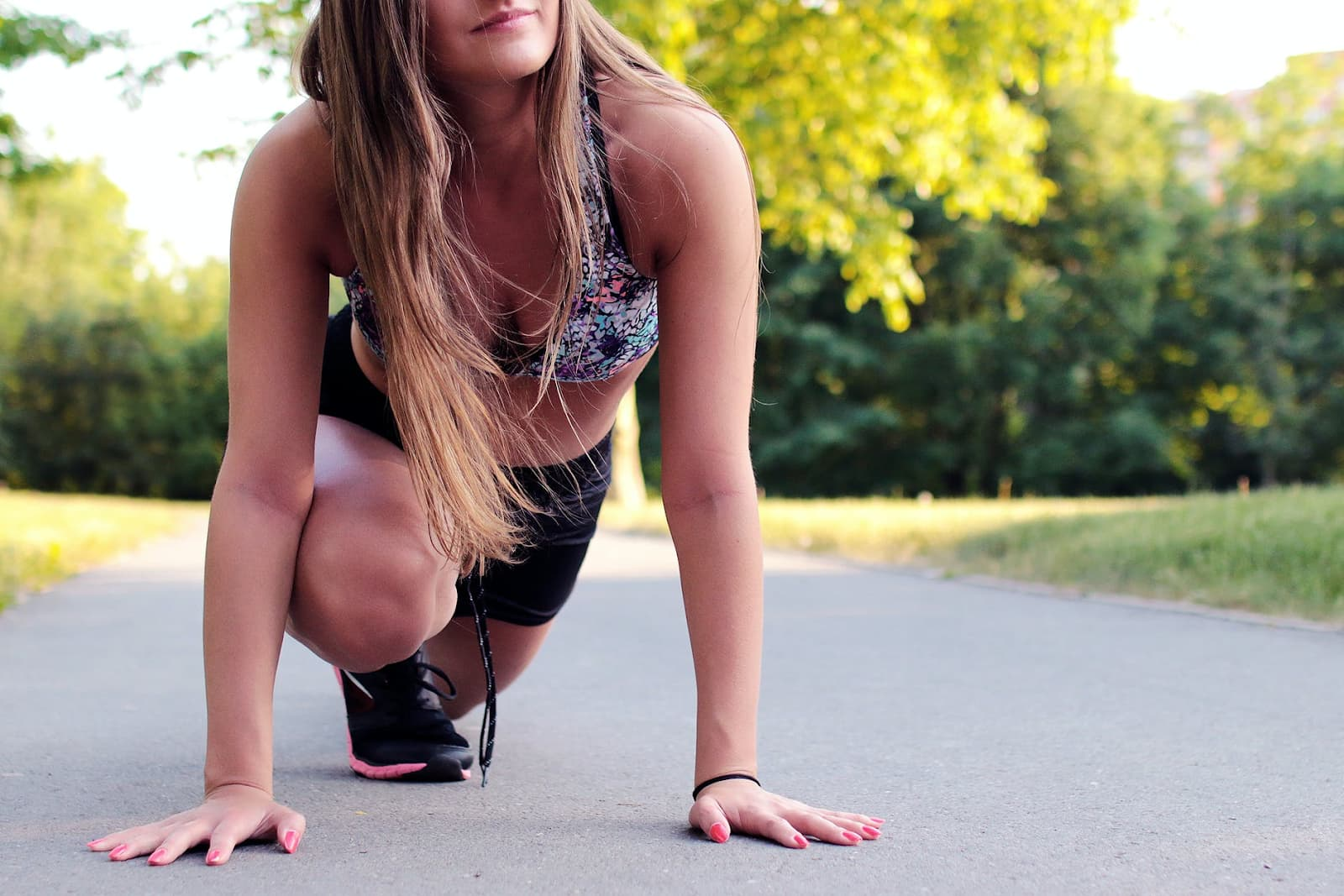 does running burn or build muscle