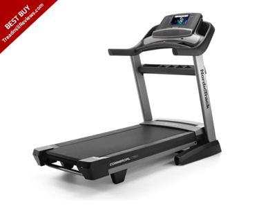 NordicTrack Commercial 1750 treadmill homepage best buy