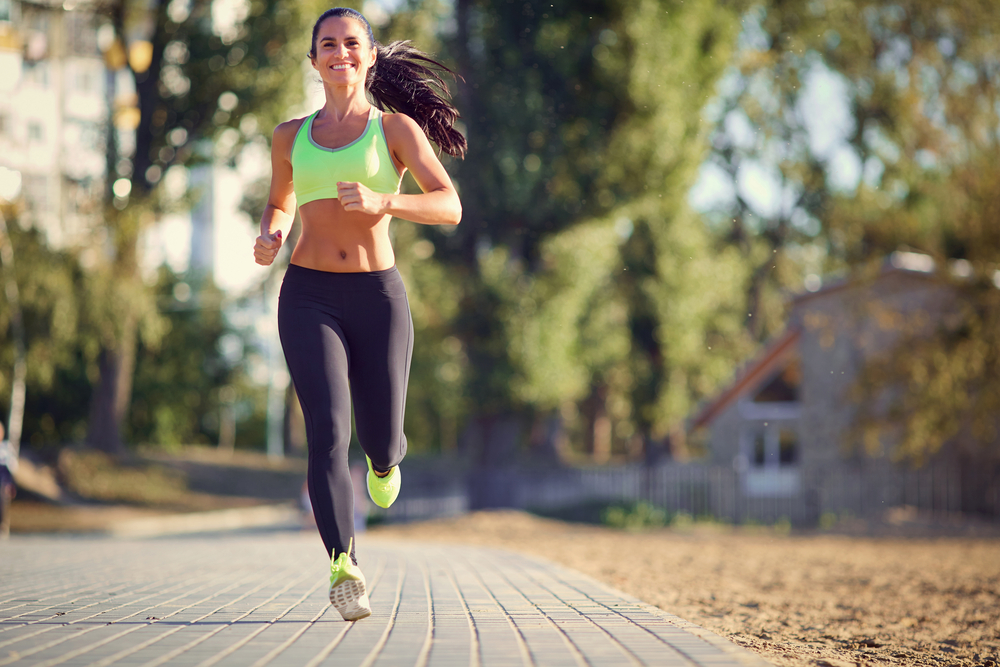 Tips To Stay Cool While Running Outside This Summer